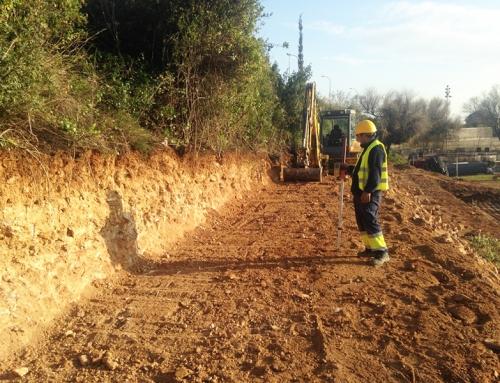 Proyecto: Excavación y Movimiento de tierras
